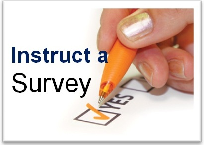 Go to Instruct Tim Stubbs Limited to carry out your survey page